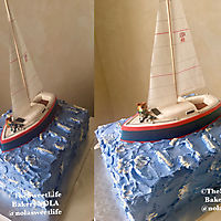 Sailboat, sailing, water _1