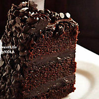 Death by chocolate cake _1