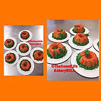 Mini pumpkin bundt cakes_1