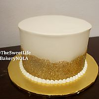 White with  gold sprinkles_1