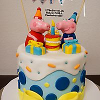 Peppa pig themed _1